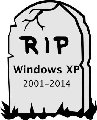 Death of Windows XP