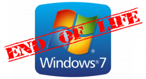 Windows 7 Support Ends